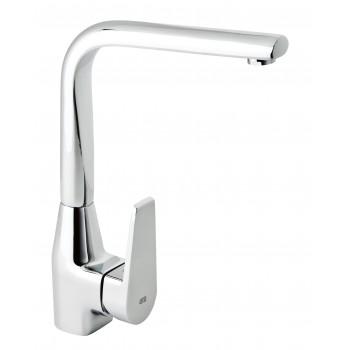 Змішувач для кухонної раковини GENEBRE Klip (64201164566)