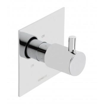 Вбудовуваний перемикач на 3 зони Genebre Tau-switch3 (65114304566)