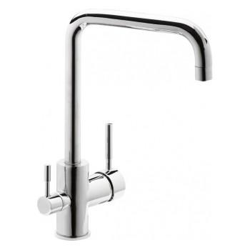 Змішувач для кухонної раковини c підключенням до фільтрованої воді GENEBRE Tau-Osmos (65702184566)